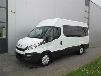 Iveco DAILY 35S130 MANUAL EURO 5 9X SEATS + 2X WHEELCH  - мікроавтобус