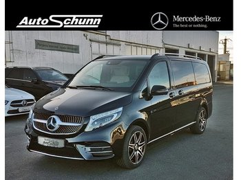 MERCEDES-BENZ V 300 d EXC 4M lung AMG DISTRONIC - мікроавтобус