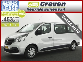 Мікроавтобус Renault Trafic 1.6 DCI L2H1 Marge 8 Persoons Airco Cruisecontrol PDC Navigatie Elektrpakket