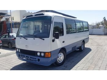 TOYOTA Coaster ....Japan made - not china ..... BELGIUM - мікроавтобус