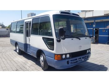 TOYOTA Coaster ...Japan made - not china .....BELGIUM ... - приміський автобус