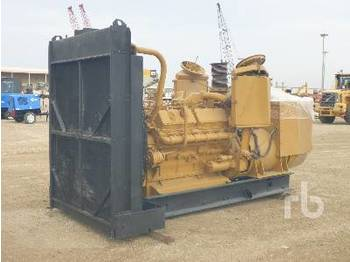 Електричний генератор CATERPILLAR 700 KVA Skid Mounted