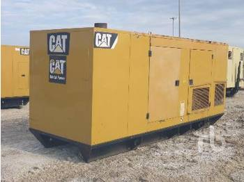 Електричний генератор CATERPILLAR LC6 320 KVA Skid Mounted