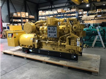 Caterpillar G 3512 - Gas Generator Set- 906 kVa - DPH 95001 - електричний генератор
