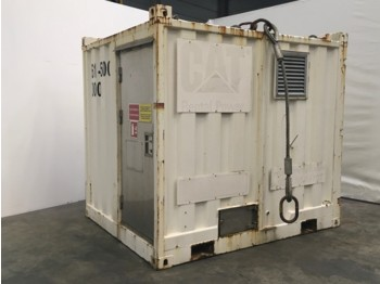 Електричний генератор Caterpillar Transformer 1500 KVA 19-21Kv/690 Volt. Portable in 10ft container including switchboard and control