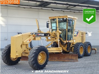 Грейдер Caterpillar 140K LOW HOUR GRADER - NEW REAR TYRES: фото 1