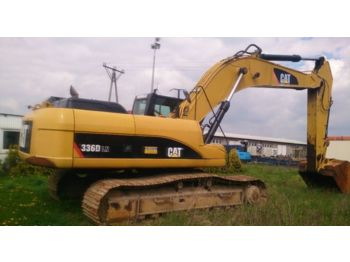 Гусеничний екскаватор CATERPILLAR CAT 336D LN