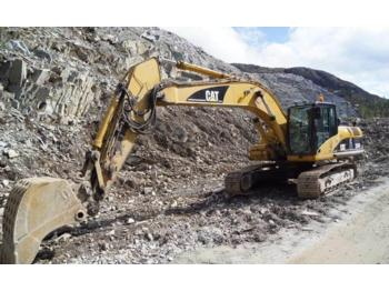 Гусеничний екскаватор Caterpillar 324 DL