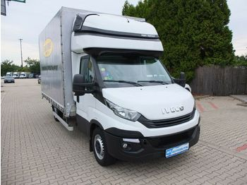 Iveco Daily Fahrgestell Einzelkabine 35 S ... Radstand  - тентований фургон