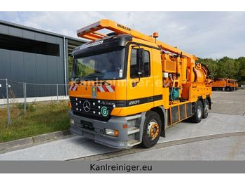 Mercedes-Benz Actros 2531 Müller WA1  - асенізатори