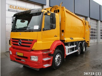 Mercedes-Benz AXOR 2528 Manual - сміттєвози
