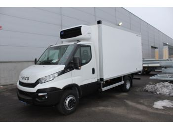 Iveco Daily 70 C Leichtbau Kühlkoffer mit Ladebordwand  - фургон рефрижератор