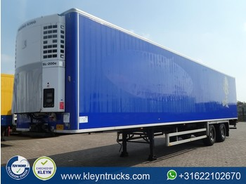 Chereau THERMOKING SL200E pacton chassis - рефрижератор напівпричіп