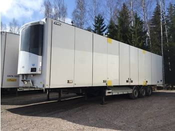 Ekeri Side opening / ATP FRC / REEFER - рефрижератор напівпричіп