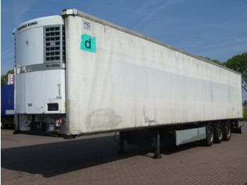 Рефрижератор напівпричіп MIROFRET 2000 WITH THERMO KIN thermo curtainsider
