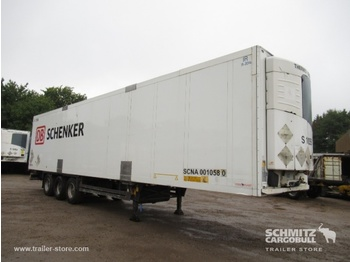 Schmitz Cargobull Reefer multitemp Double deck - рефрижератор напівпричіп