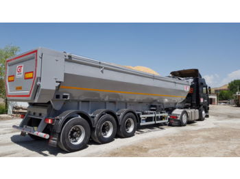 GURLESENYIL thermal insulated tippers - самоскид напівпричіп