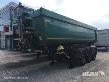 Самоскид напівпричіп Schmitz Cargobull Tipper Steel half pipe body