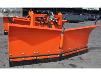 Відвал Metal-Technik Schneepflüge V-Type 1.8 m Leicht/Snow plough V-type light /lame de déneigement