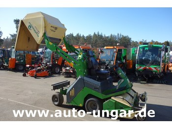 Газонокосарка Amazone Profihopper PH 1250 iDrive Bj 2015 Hochentleerung