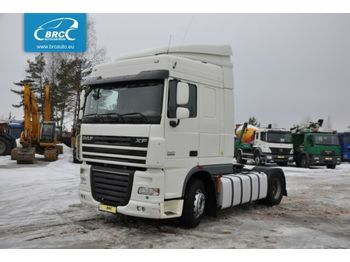 DAF FT XF 105.460 SpaceCab - тягач