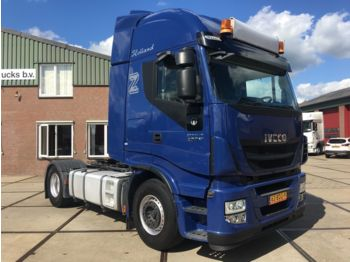 Iveco STRALIS AS440S42T-P / MANUEL / EURO 6 / PTO / HY  - тягач