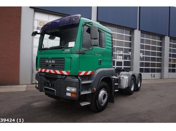 MAN TGA 33.480 6x4 KIphydrauliek Manual - тягач