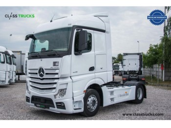 Тягач Mercedes-Benz Actros 1845 LS 4x2 StreamSpace, Side Skirts: фото 1