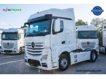 Тягач Mercedes-Benz Actros 1848 LS 4x2 BigSpace RETARDER, Side skirts PC