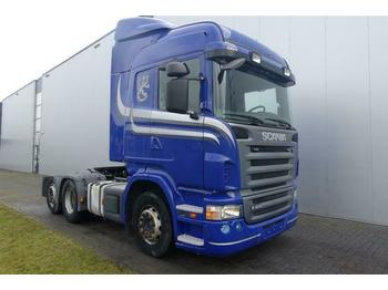 Scania R400 6X2 MANUAL HIGHLINE EURO 5  - тягач