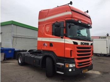 Scania R440 Topline Retarder Opti-Cruise *Super* Condition - тягач