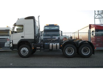 Тягач Volvo FMX 540 NEW GLOBETROTTER 6X6 EURO5 EEV I-SHIFT