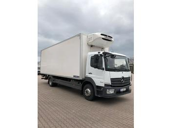 MERCEDES BENZ ATEGO 1524L Euro-6 THERMOKING TK T-500R 20 PALETTEN GERMAN - рефрижератор вантажівка