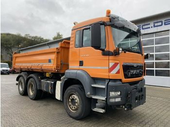 Самоскид вантажівка MAN TGS 26.480 6x4 Meiller Kipper Bordmatik Winterd.