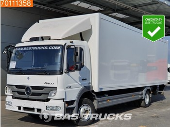 Mercedes-Benz Atego 1218 L 4X2 Perfect-Condition! Ladebordwand Euro 5 - вантажівка з закритим кузовом