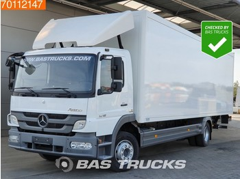 Mercedes-Benz Atego 1218 L 4X2 Perfect-condition Ladebordwand Euro 5 - вантажівка з закритим кузовом