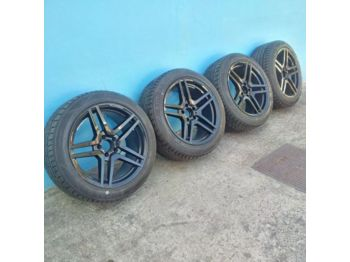 "Mercedes Benz AMG 18"" wheels 255/45/18 tyres others - колесо/ шина"