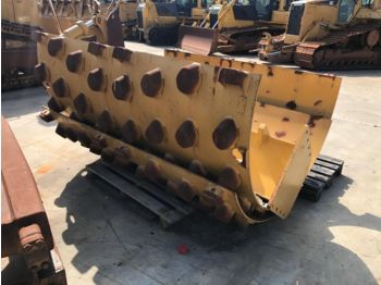 Запчастини New CATERPILLAR PADFOOT SHELL KIT for CATERPILLAR compactor